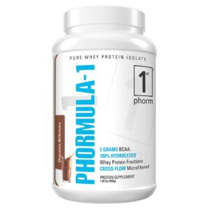 Phormula-1 Whey Protein Isolate nutrition products