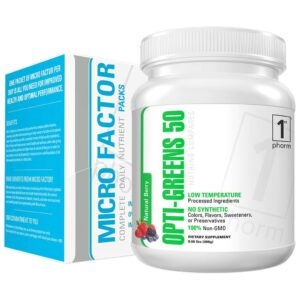 Daily Stack nutrition products