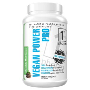 Vegan Protein nutrition products