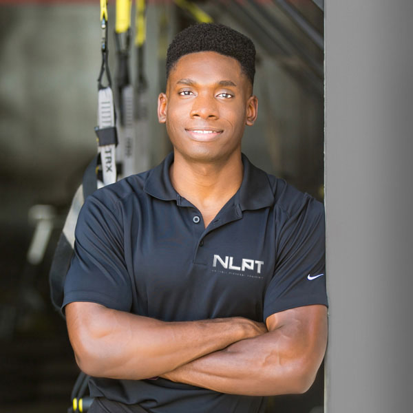 James King, fitness coach at No Limit PT