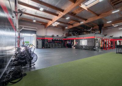 Tour of inside No Limit PT training facility