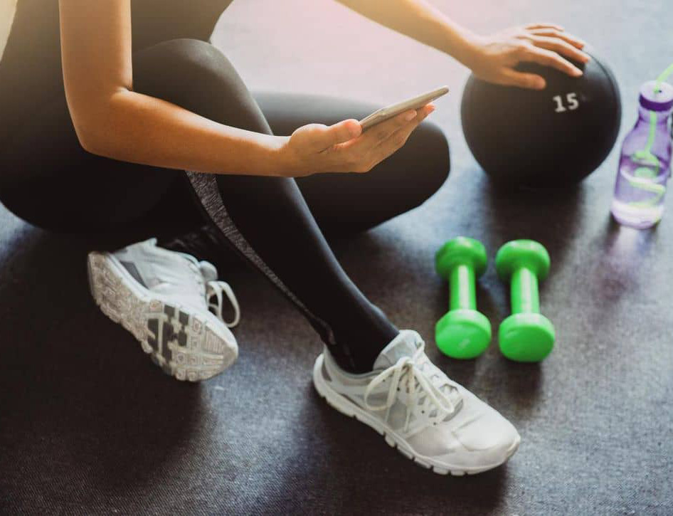 Personalized online training fitness programs